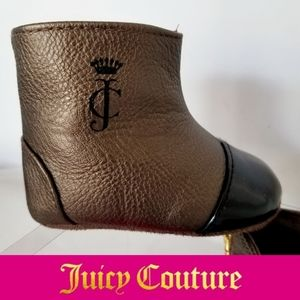BRAND NEW! Juicy Couture Baby Boots